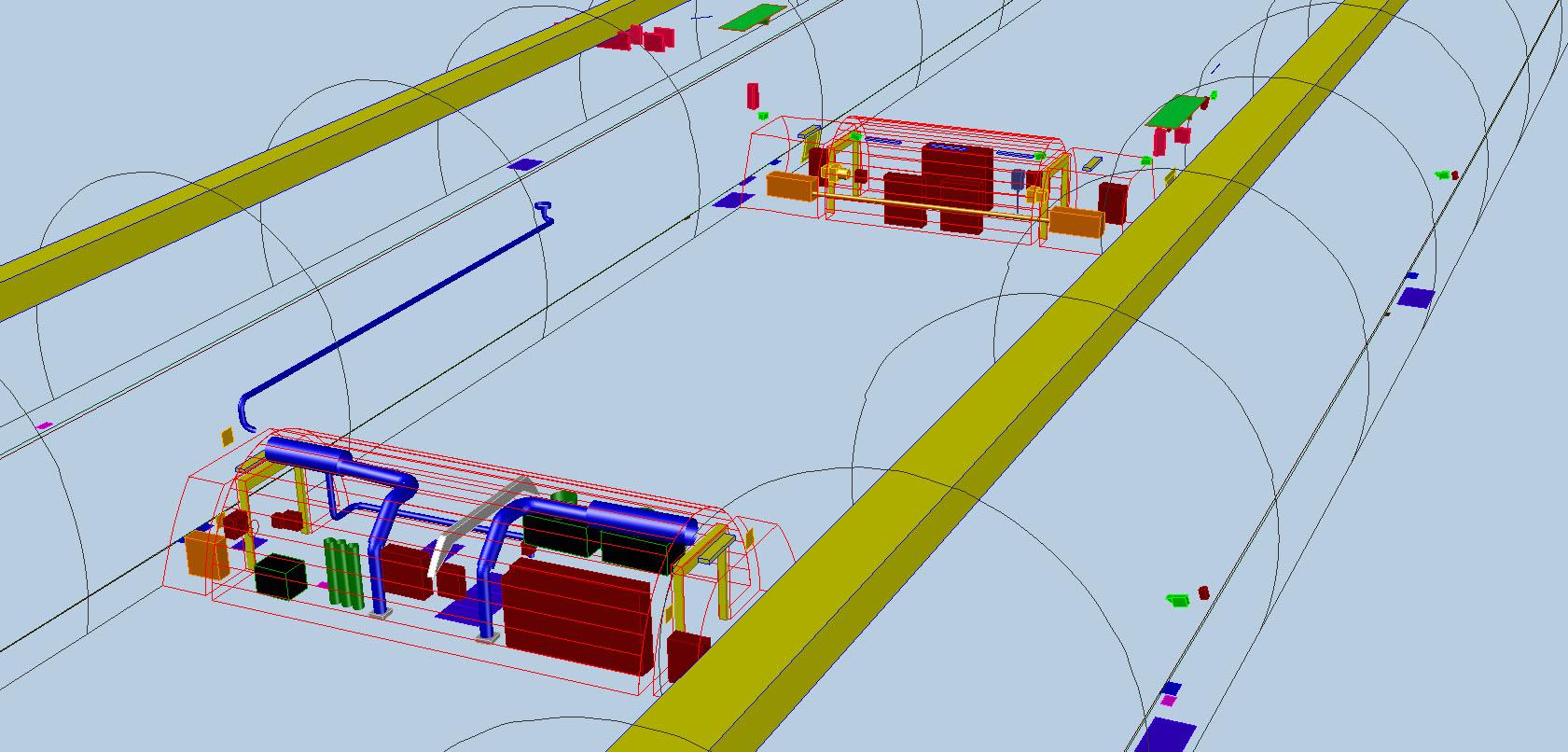 Asset Management 3D CAD Model
